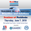 TRADING IN U.S WATERS SEMINARS-PRIORITIES AND SOLUTIONS DURING POSIDONIA 2018