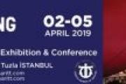 Στις 2-5  Απριλίου 2019 θα πραγματοποιηθεί στην Κωνσταντινούπολη η 15η  INTERNATIONAL MARITIME EXHIBITION AND CONFERENCE